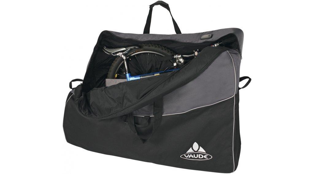 VAUDE Big Bike Pro Fahrradtasche black/anthracite