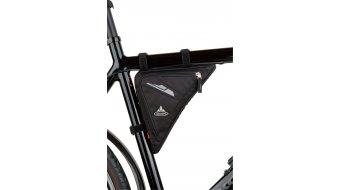 VAUDE Triangle Bag bolso para cuadro 1.3L negro