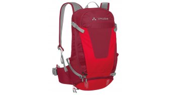 VAUDE Moab 12L mochila dark indian rojo