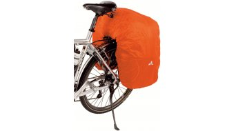 VAUDE logo rain protection casing for pocket orange