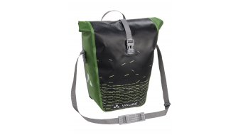 VAUDE Aqua Back Print single rear wheel pocket black/green
