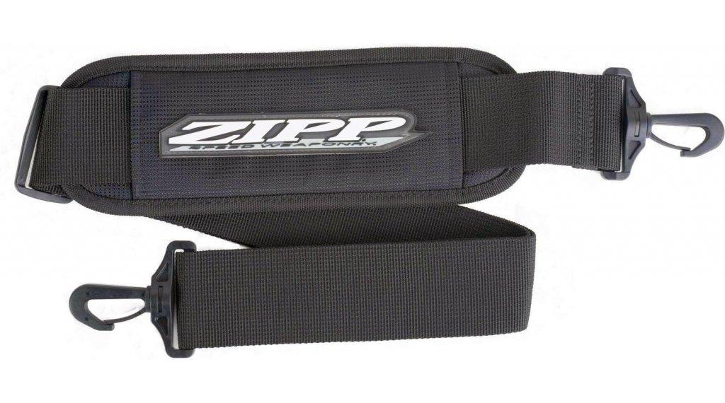 Zipp shoulder strap for wheel bag black