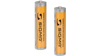Sigma Sport Alkaline AAA/LR03 battery- set