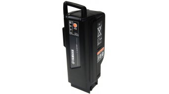 Yamaha E- bike frame rechargeable battery 352Wh 36V/9.8Ah black