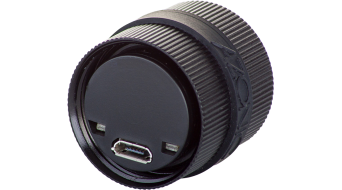Azonic Sulu USB LED világító black 2016 Modell