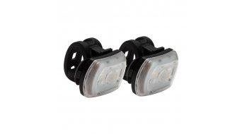 Blackburn 2FER LED-verlichtingsset (2 inch- set ) black