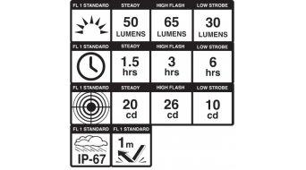 Blackburn Dayblazer 65 Rücklicht