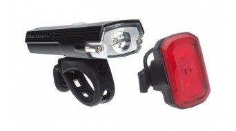 Blackburn Dayblazer/Click LED-照明组件 (Dayblazer 400 前灯/Click USB 后灯) black