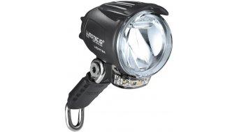 Busch & Müller Lumotec IQ Cyo T DC E-Bike Scheinwerfer mit Rücklichtanschluss, Einschaltautomatik und Tagfahrlicht (Licht24) schwarz
