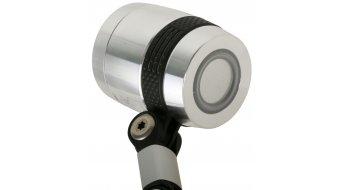 Busch & Müller Lumotec IQ-X Senso Plus LED Frontlicht silber