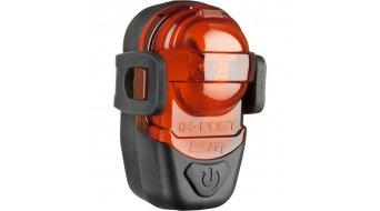 Busch & Müller IX-Post baterie zadní světlo červená