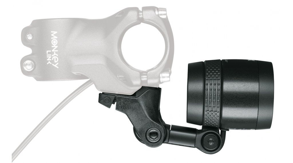 Busch & Müller Lumotec IQ-X E Connect 150 Lux E-Bike LED Frontlicht schwarz