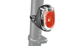 Busch & Müller Secula Permanent battery rear light saddle- or Seiten stays mounting