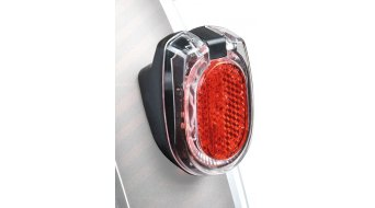 Busch & Müller Secula Plus dynamo rear light for mudguard mounting with parking light function