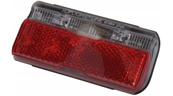 Busch & Müller Toplight Line Brake Plus dynamo rear light rack mounting spacing with brake light- and parking light function