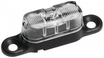 Busch & Müller Toplight Line Small dynamo rear light rack mounting 50mm-hole distance mit