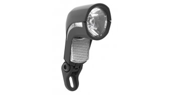 Busch & Müller Lumotec Upp N hubs dynamo headlight incl. switch black