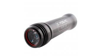 Exposure Lights Sirius Mk1 LED-Scheinwerfer schwarz 360Lumen inkl. Lenkerhalterung Mod. 2013 - TESTGERÄT -nicht verkäuflich!