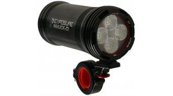 Exposure Lights MaXx-D Mk9 LED luz delantera 2350 Lumen incl. Stangenhalterung 31,8mm