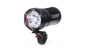 Exposure Lights Six Pack Mk7 LED luz delantera 3400 Lumen incl. Stangenhalterung 31,8mm