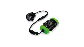 Hope R4+ LED Stirnleuchte Lightweight EU(inkl. 1x 2-Zellen-Akku mit Kapazitätsanzeige)