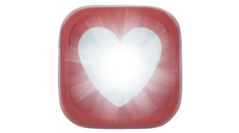 Knog Blinder 1 Hearts LED iluminación blancos(-as)