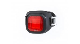 Knog Blinder Mini lámpara rojos(-as) LED 11 Lumen Chippy Mod. 2017