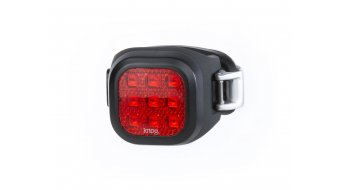 Knog Blinder Mini lámpara rojos(-as) LED 11 Lumen Niner Mod. 2017