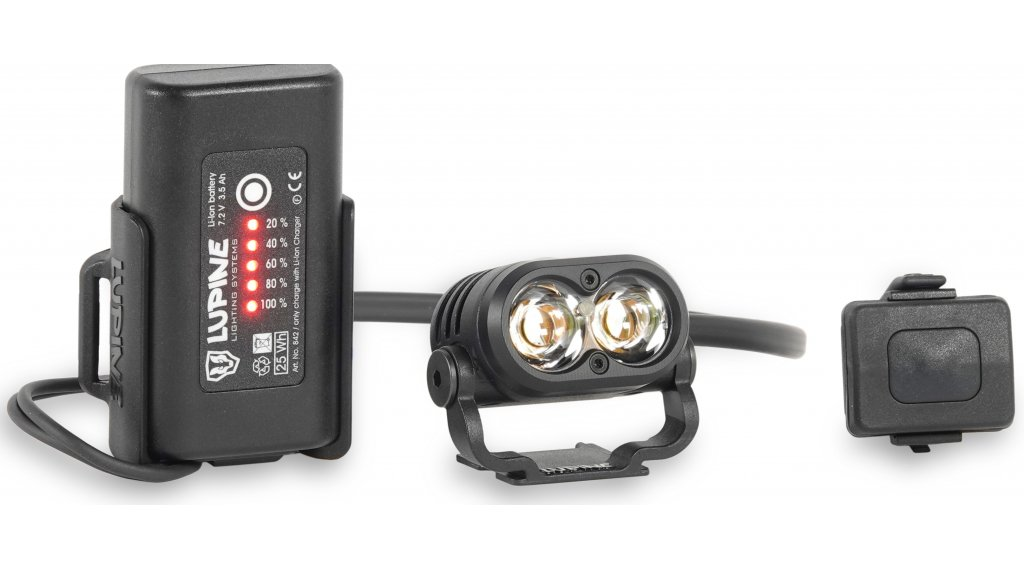 Lupine Piko R 4 SmartCore Helmlampe 1900 Lumen