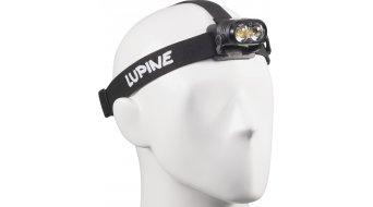 Lupine Piko X 7 Stirnlampe 15W / 1500 Lumen schwarz Mod. 2017