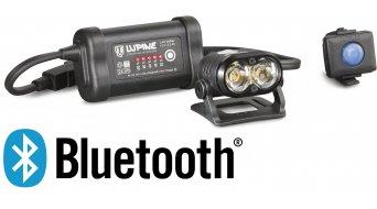Lupine Piko R 4 盔灯 1800 流明 3.3Ah SmartCore 蓄电池 黑色 款型 2018 含有Bluetooth 遥控- TESTLAMPE