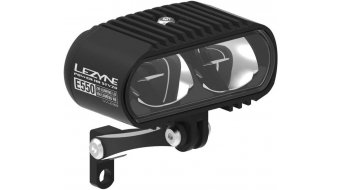 Lezyne Power HB E550 Frontlicht schwarz