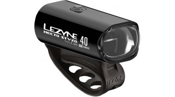 Lezyne Hecto Drive 40 lampe frontale (StVZO-konform)