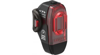 Lezyne KTV Drive Rücklicht (StVZO-konform) schwarz