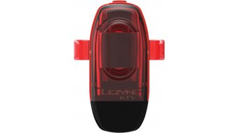 Lezyne KTV Drive luce posteriore (StVZO-konform) nero