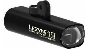 Lezyne Lite Drive Pro 115 StVZO Front light shining