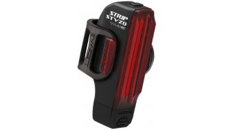 Lezyne Strip lighting system rear light (StVZO-konform) black