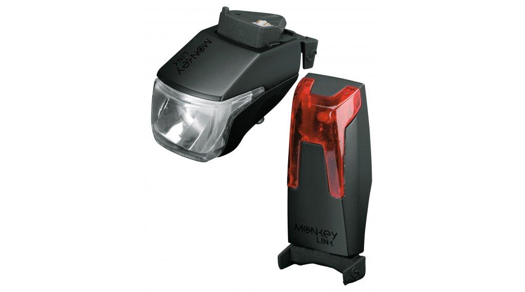 MonkeyLink Light Recharge Beleuchtungs-Set 50 Lux StVZO-konform