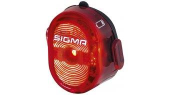 Sigma Sport Aura 35 USB/Nugget II LED Комплект преден фар и стоп черно