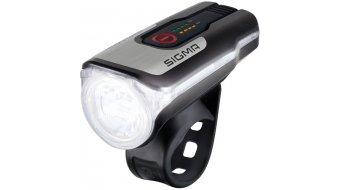 Sigma Sport Aura 80 USB LED luce anteriore nero