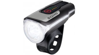 Sigma Sport Aura 80 USB LED Front light black