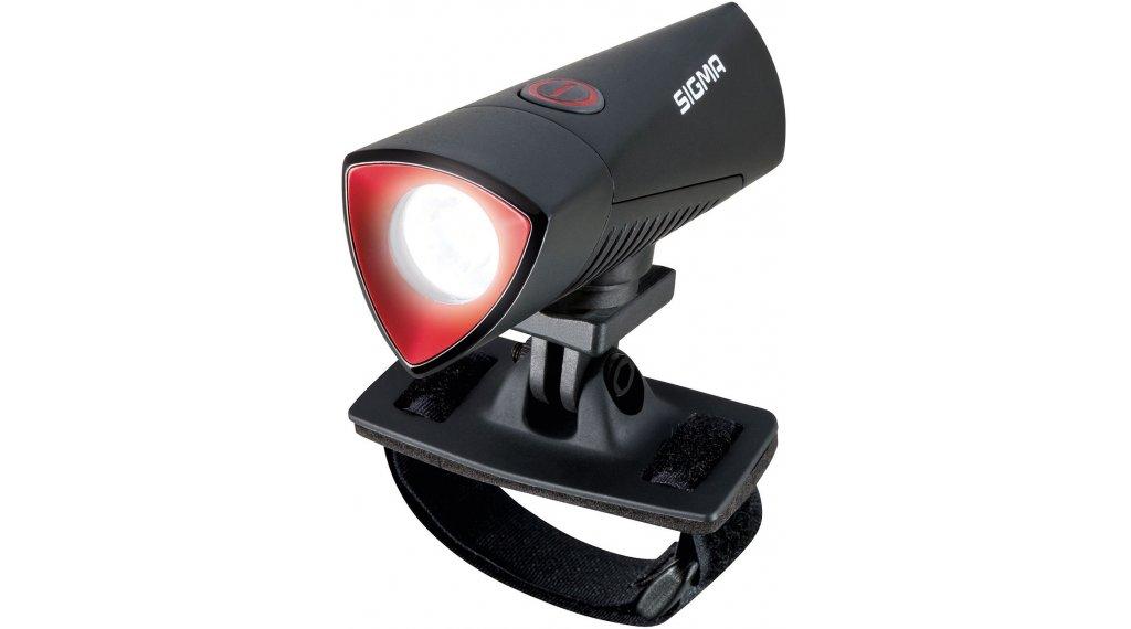 Sigma Sport Buster 700 Helmlampe schwarz
