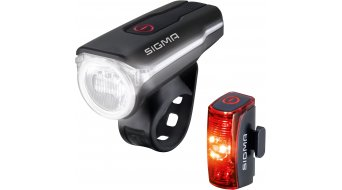 Sigma Sport Aura 60/Infinity osvětlení-sada