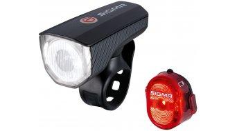 Sigma Sport Aura 40 USB/Nugget II RL LED juego de iluminación