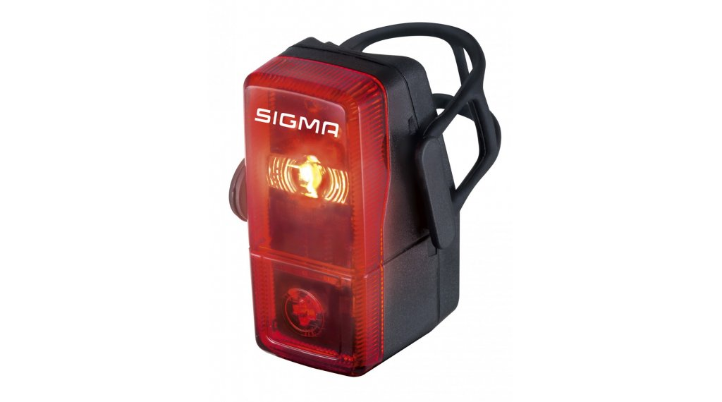 sigma sport cubic led verlichting rode led