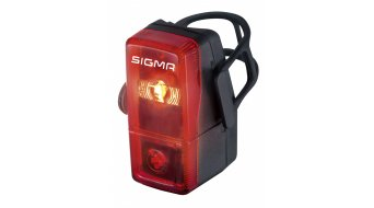 Sigma Sport Cubic LED lighting system red LED