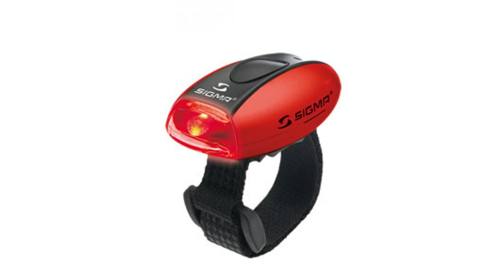 Sigma Sport Micro Beleuchtung red LED-Red