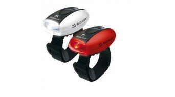 Sigma Sport Micro Combo LED 照明组件 红色/白色