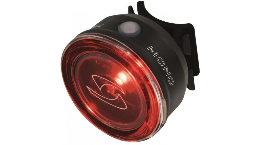 sigma sport mono rl led verlichting black led red ensb