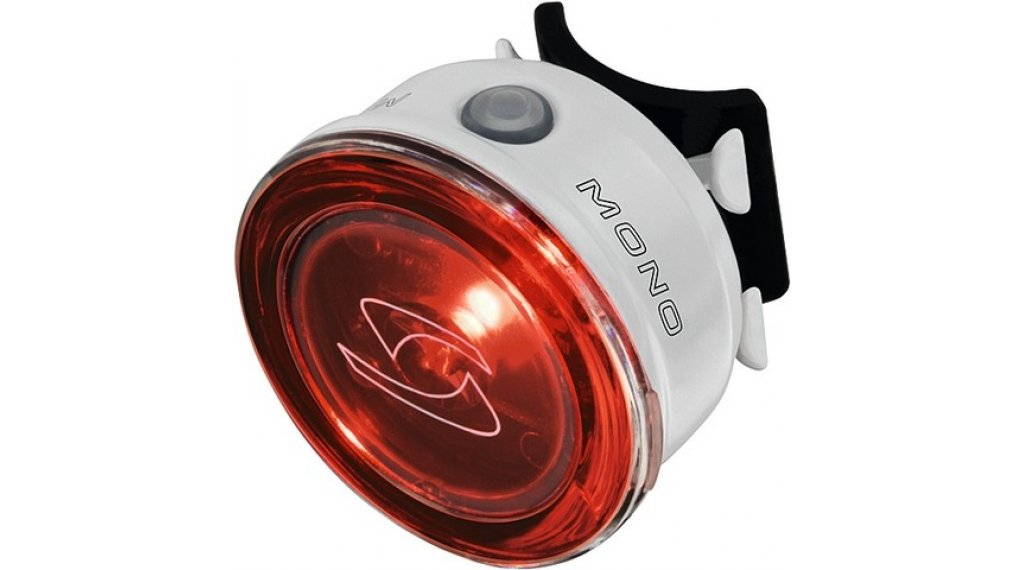 sigma sport mono rl led verlichting white led red